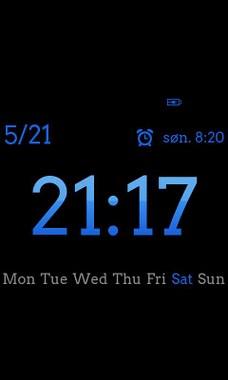 Kaloer Clock - Alarm Clock-2