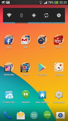 KitKat HD - Apex Theme-2