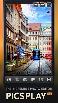 PicsPlay – Photo Editor