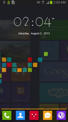 Windows 8 Launcher Theme