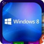 Windows 8 Launcher Theme
