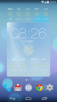 iOS7 Widgets HD-1