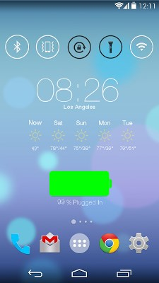 iOS7 Widgets HD-2