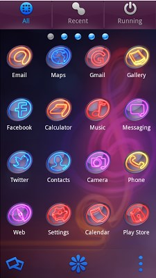 Colorlight GO Launcher Theme-2