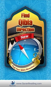 Find Qibla Direction