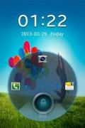 Galaxy S4 Go Locker Theme