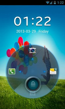 Galaxy S4 Go Locker Theme-2