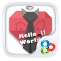 HelloWorld – GO Launcher Theme
