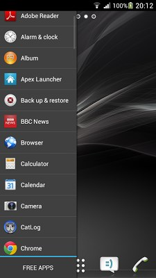 Ray Sidebar Launcher-1