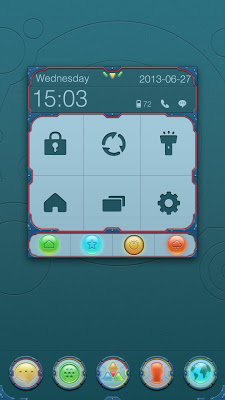 RoundGlass Toucher Pro Theme-1