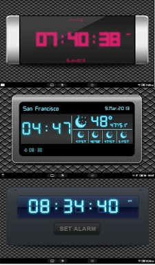 Digital Alarm Clock App-2