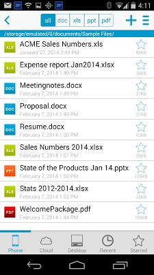 Docs To Go - Free Office Suite-1