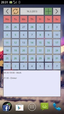 Easy Calendar-1