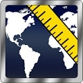 Maps Ruler 2