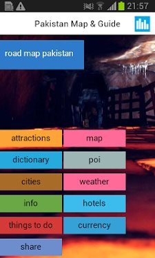 Pakistan Offline Map & Weather-1