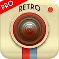 Retro Camera – Vintage Grunge