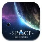 Space GO Locker Theme