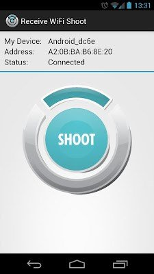 WiFi Shoot – WiFi Direct
