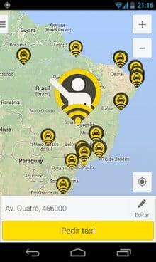 99Taxis – Taxi cab app
