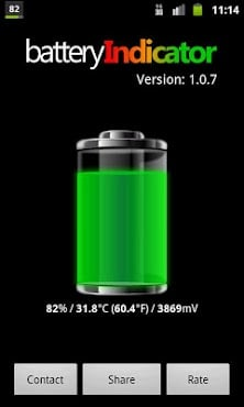 Battery Indicator Percentage-1