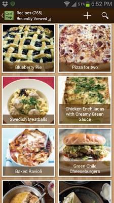 ChefTap Recipe App-1