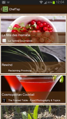 ChefTap Recipe App-2