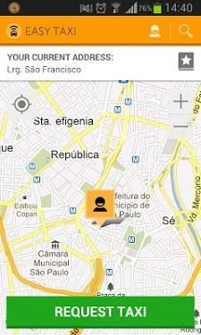 Easy Taxi – Taxi Cab App