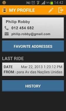 Easy Taxi – Taxi Cab App-2