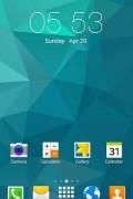 Galaxy S5 Apex Nova ADW Theme