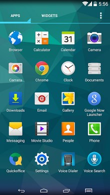 Galaxy S5 Apex Nova ADW Theme-2
