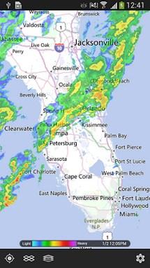 MyRadar Weather Radar-1