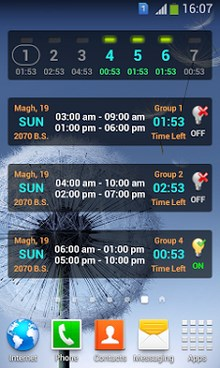 Nepal Loadshedding Schedule-1