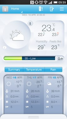 Netatmo Weather Station-1
