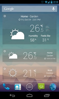 Netatmo Weather Station-2