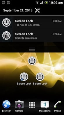 Screen Lock App