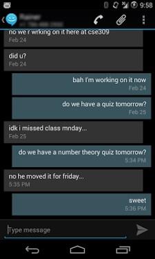 Sliding SMS-2