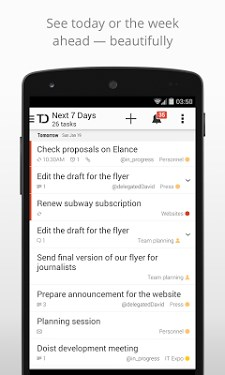Todoist - To-Do List, Task List-1