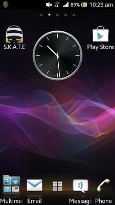 Xperia Clock-1