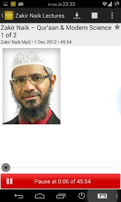 Zakir Naik Podcast-1
