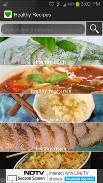 Healthy Recipes Free-1