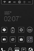 Black Label Dodol Theme