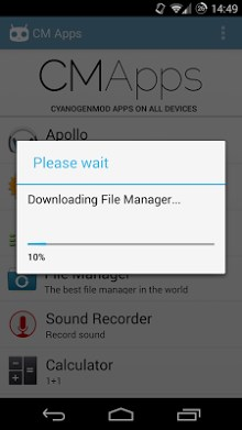 CM Apps - CyanogenMod apps-2