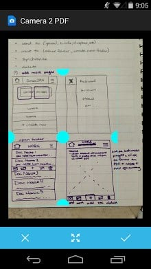 Camera 2 PDF Scanner