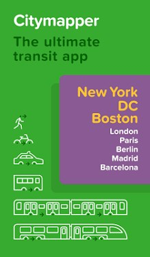 Citymapper - real time transit-1