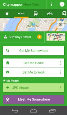 Citymapper - real time transit-2