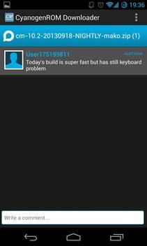 Cyanogen ROM-2