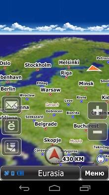 GPS Navigator CityGuide-2