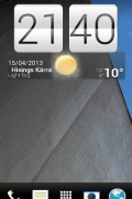 HTC Sense5 Apex Theme