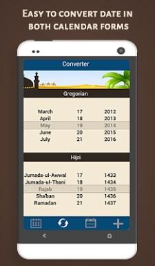 Islamic Calendar-2