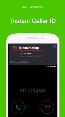 LINE whoscall – Caller ID & Block